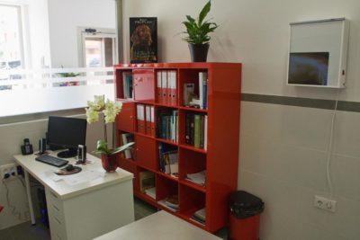 Oficina - Clínica Veterinaria Puerto Alto (Estepona)